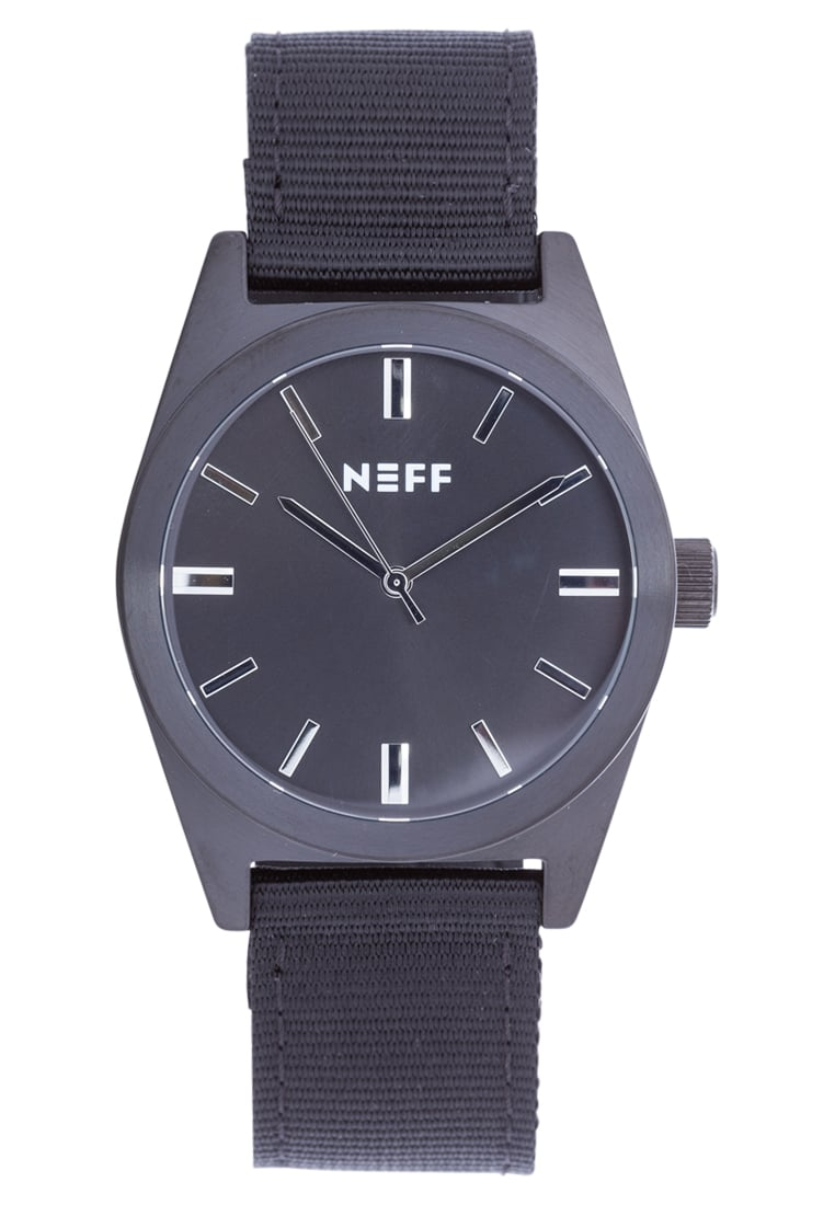 Neff NIGHTLY Zegarek black/black - NF0223