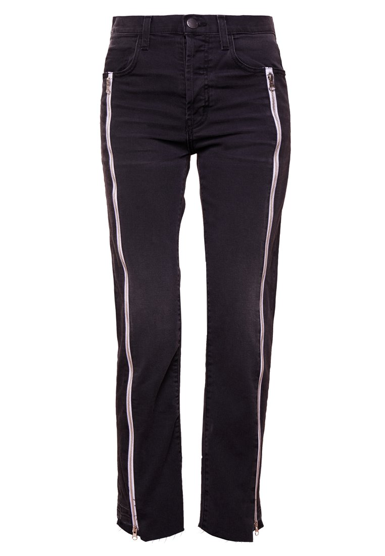 Current/Elliott DALLON ZIPPED Jeansy Relaxed Fit highline - 17-4-1875-PT01835