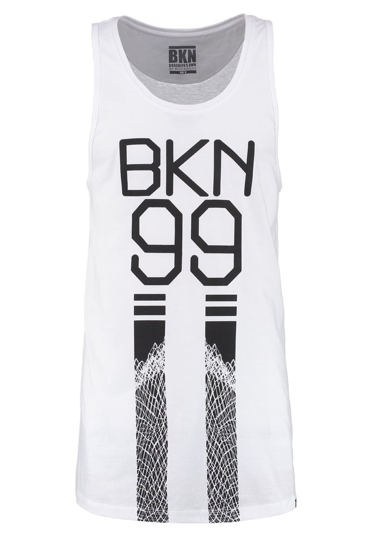Brooklyn's Own by Rocawear Top bright white - BR-0617-M-0133
