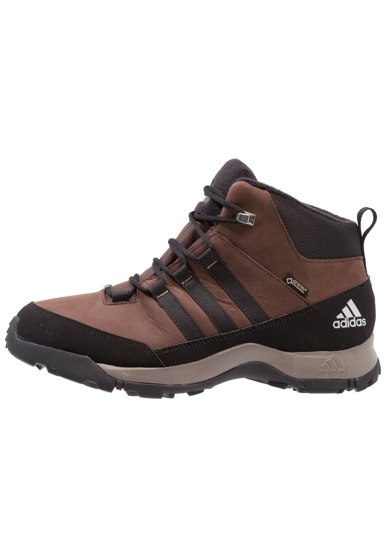 adidas Performance CW WINTER HIKER MID GTX Śniegowce brown/core black/simple brown - IKN40