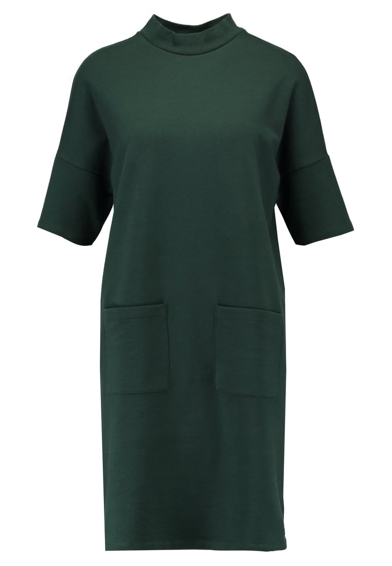 Noisy May Tall NMBASS HIGH NECK Sukienka letnia green gables - 10191394
