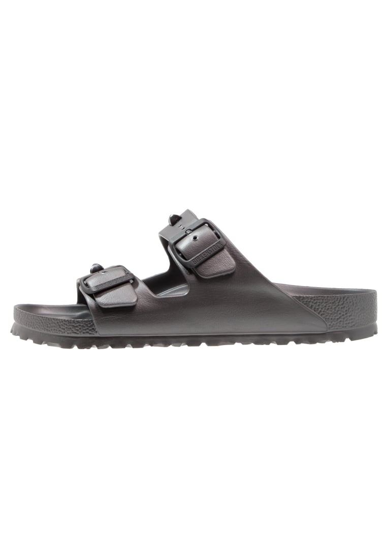 Birkenstock ARIZONA Kapcie anthracite - 1006838
