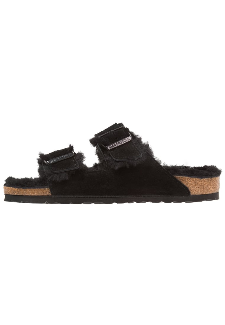 Birkenstock ARIZONA Kapcie black - 752663