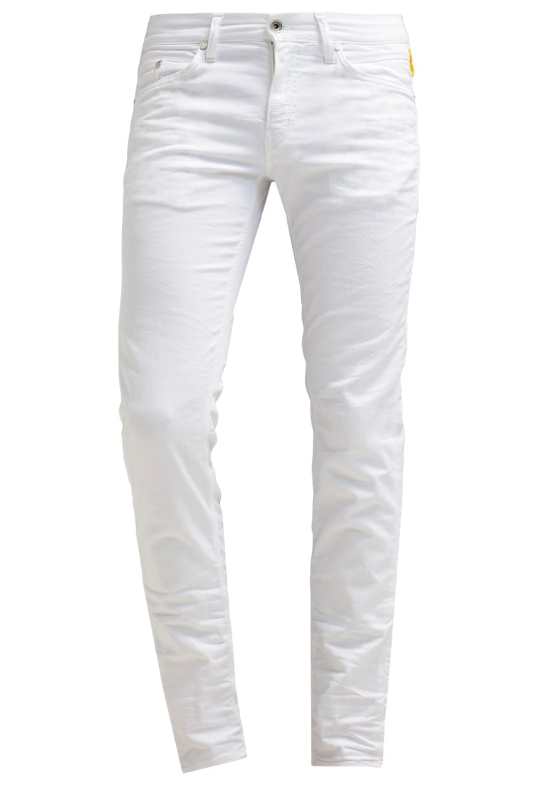 Meltin Pot MANER Jeansy Slim fit white denim - D2380UK000