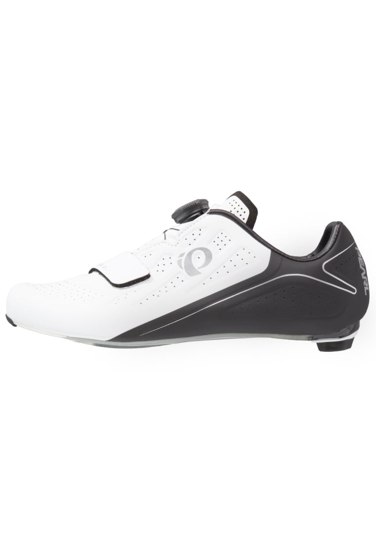 Pearl Izumi ELITE ROAD V5 Buty hikingowe white/black - 15217001