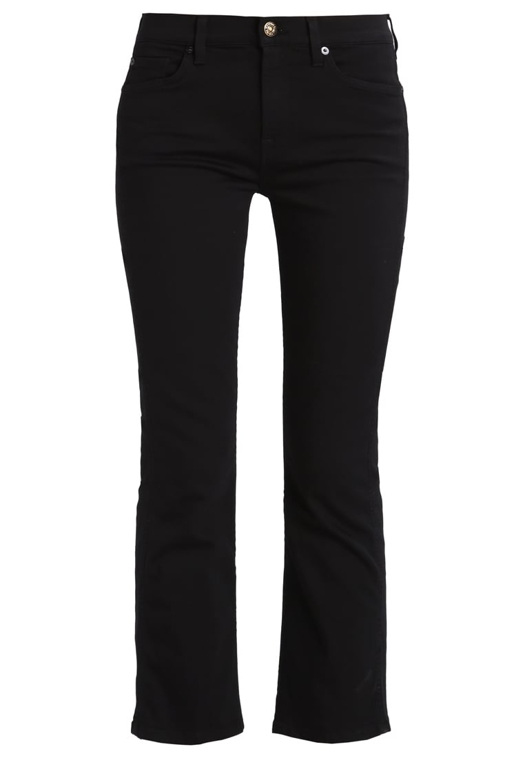 7 for all mankind Jeansy Bootcut illusion rinsed black - SYR5260