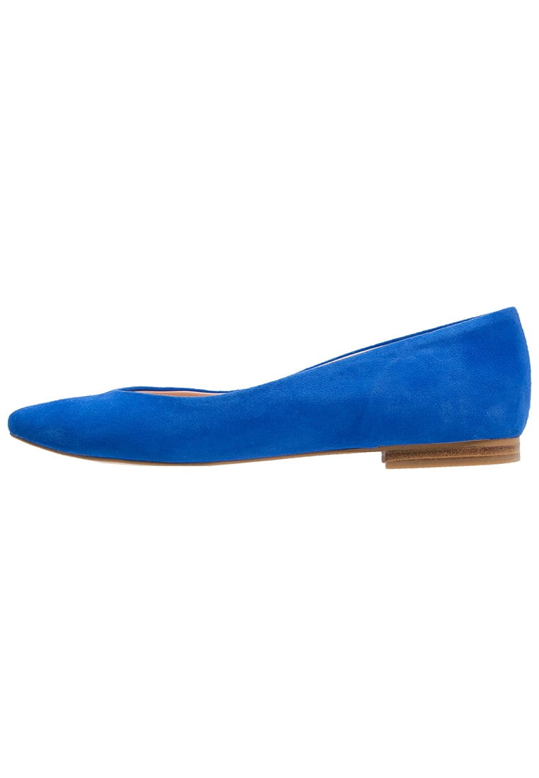 Zalando Iconics Baleriny blue - CARRAL