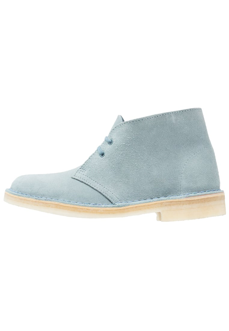 Clarks Originals Ankle boot grey blue - 26122742