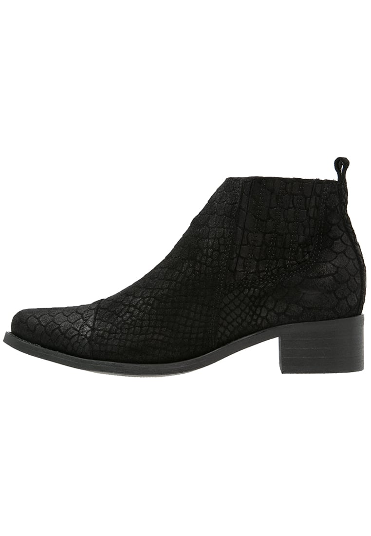 Bianco Ankle boot black - 26-49081
