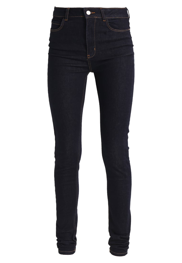 KIOMI TALL Jeansy Slim fit dark blue - KIB_FW17_2-1-N_001