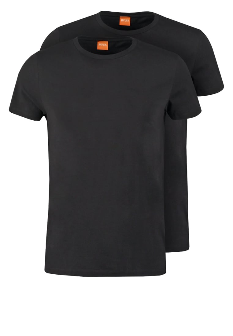 BOSS Orange TEDD 2 PACK Tshirt basic black - 50252670