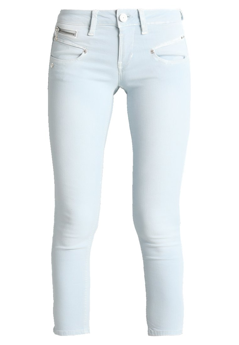 Freeman T. Porter ALEXA CROPPED Jeans Skinny Fit baby blue - Alexa Cropped Magic Color 00025873_NMC15