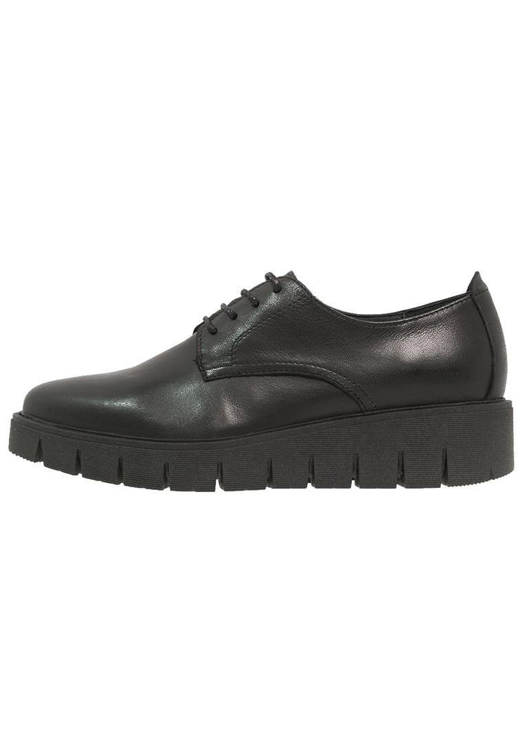 Shoebiz Oksfordki black - 1466