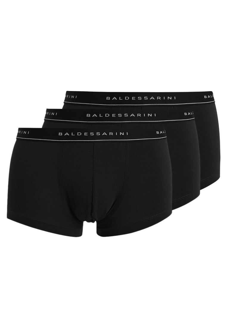 Baldessarini 3 PACK Panty jet black - 90002