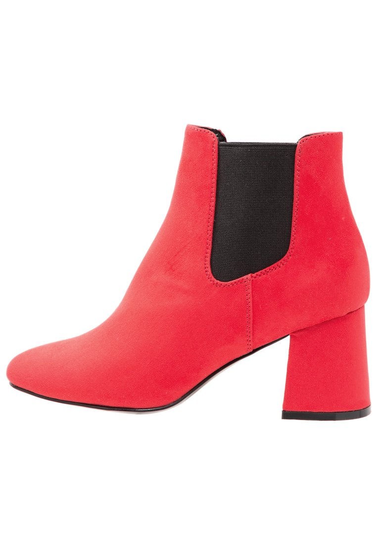 Even&Odd Ankle boot red - 16167H-2
