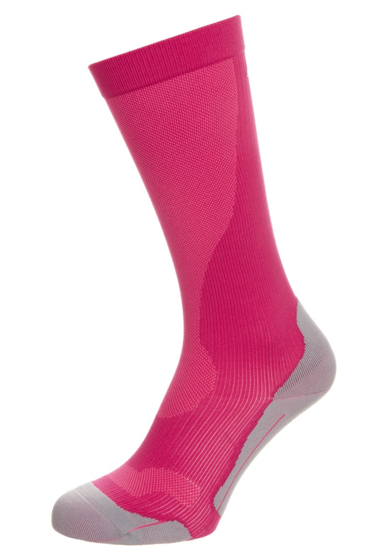 2XU PERFORMANCE RUN Skarpety sportowe pink/grey - WA2443e