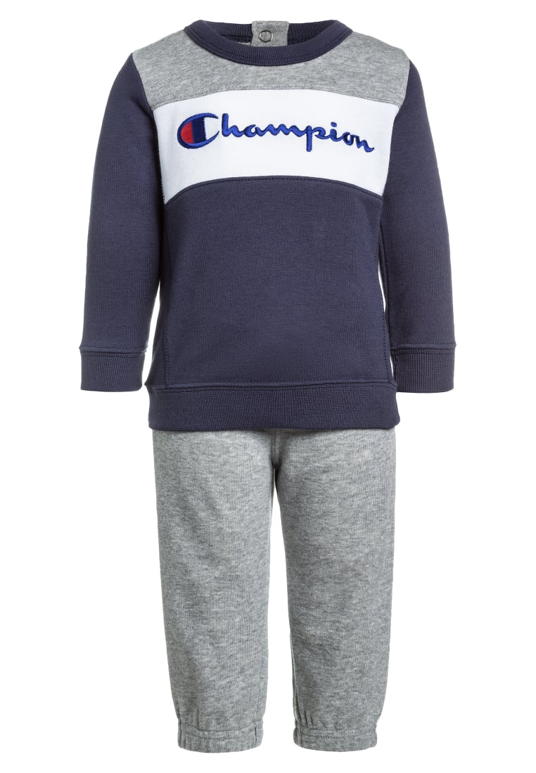 Champion Dres blue/oxford grey/white - 501583 S17