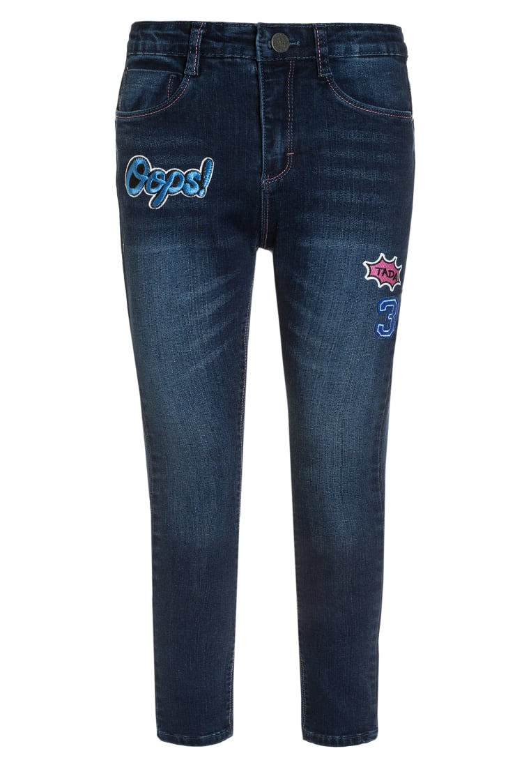 GEORGE GINA & LUCY girls KOPENHAGEN Jeans Skinny Fit fancy blue - 50415