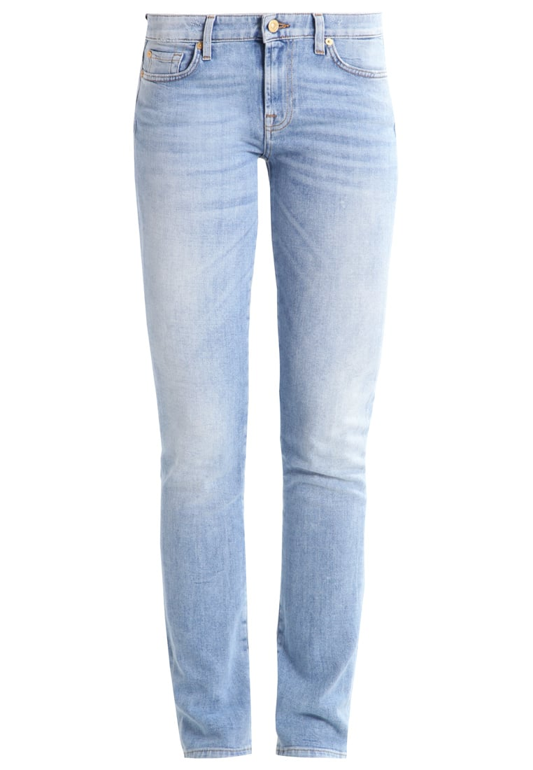 7 for all mankind PYPER Jeansy Slim fit lightblue denim - SL4R510