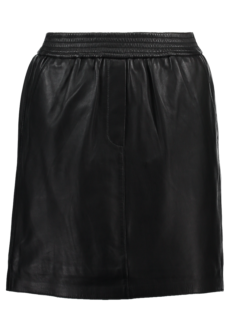 Second Female ADINA SKIRT Spódnica trapezowa black - 50109