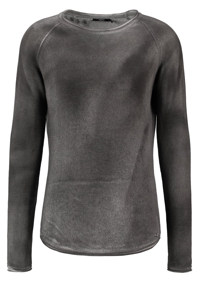 Tigha BENNETT Sweter dark grey - Bennett