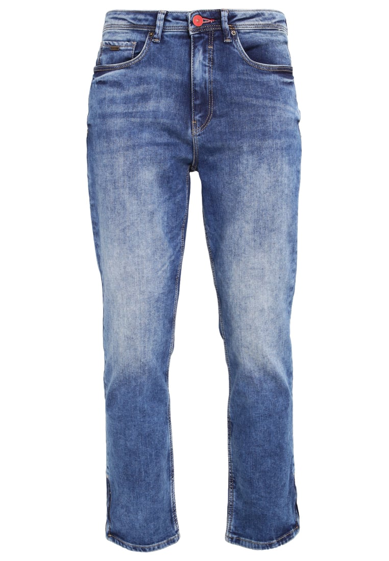H.I.S COLETTA RECYCLED DENIM Jeansy Relaxed Fit medium blue - 101180