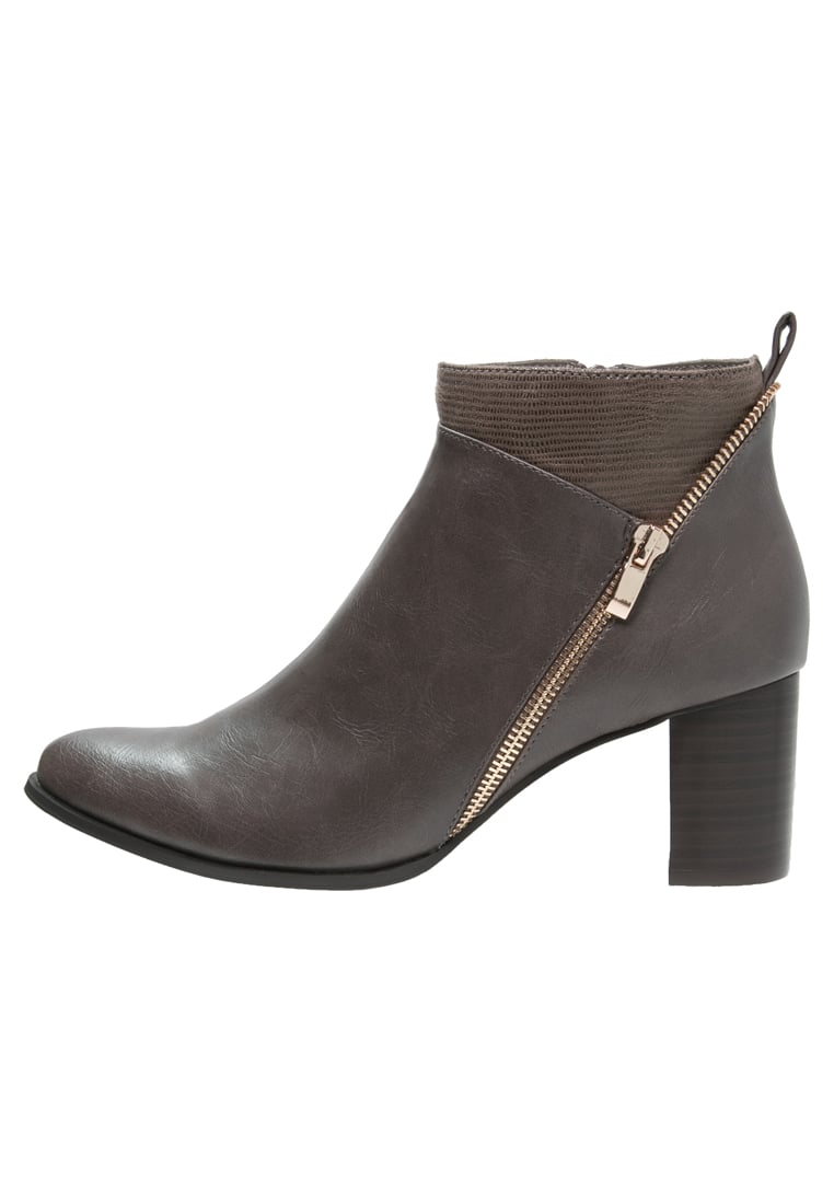 Divine Factory Ankle boot taupe - QL2615