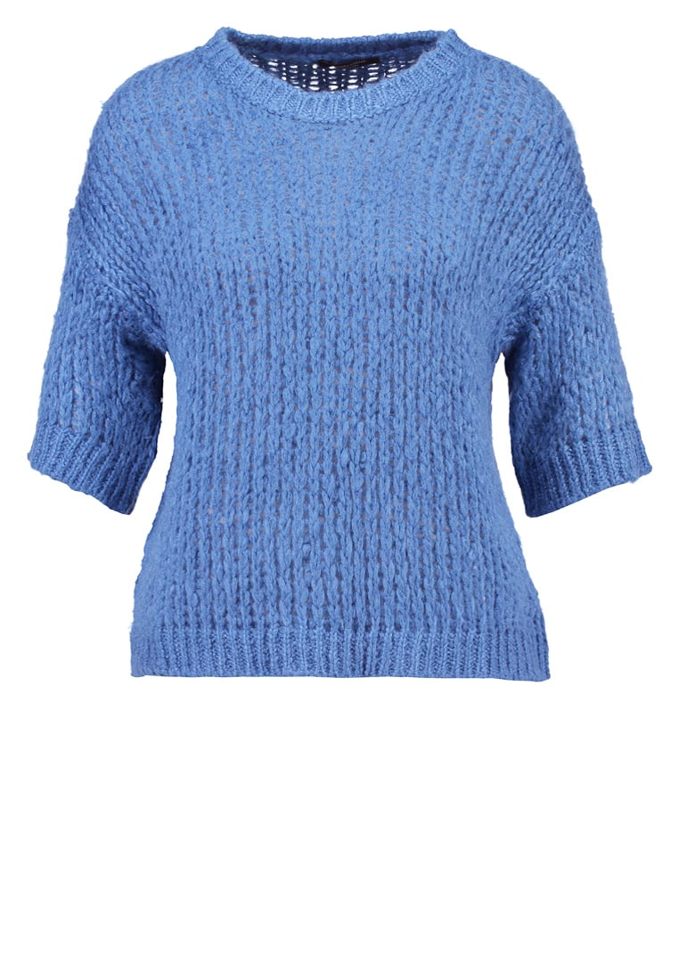 Roberto Collina Sweter blue - T 48021