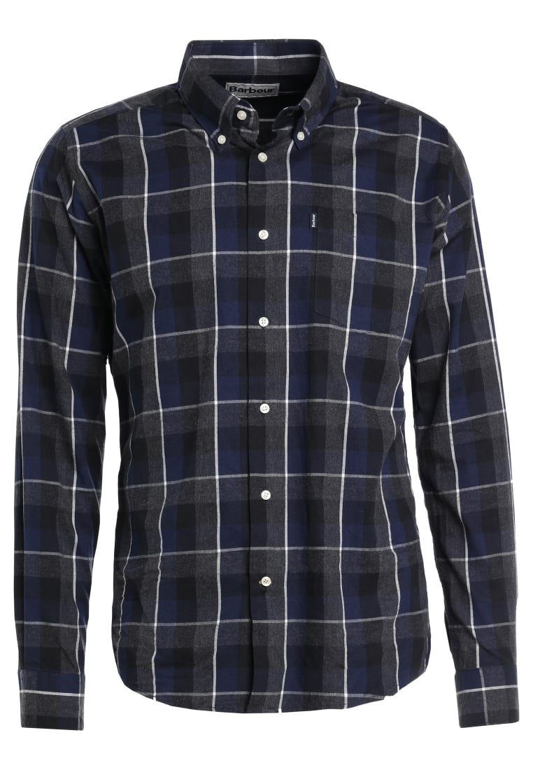 Barbour BARBOUR GOWER Koszula grey marl - MSH4136GY52