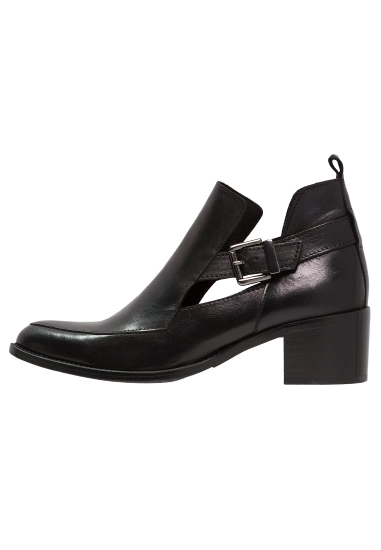 Bianco Ankle boot black - 26-49135