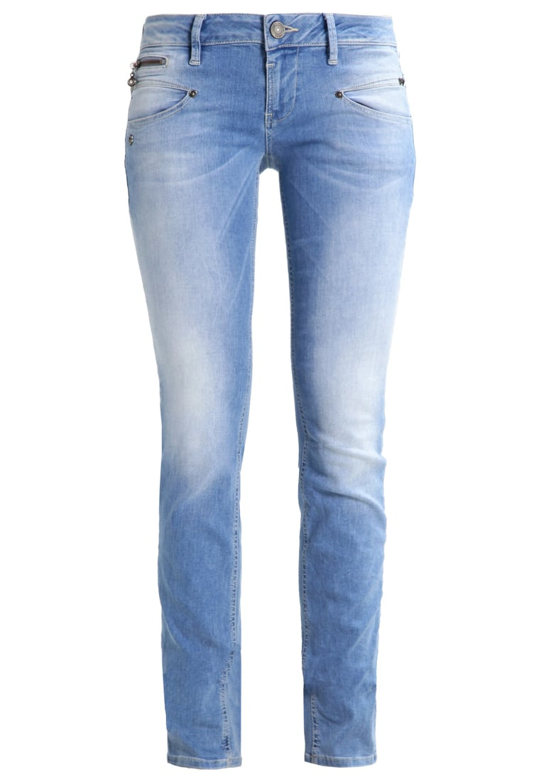 Freeman T. Porter ALEXA Jeansy Slim fit flexy baby blue - Alexa Slim S-SDM 00025638_273