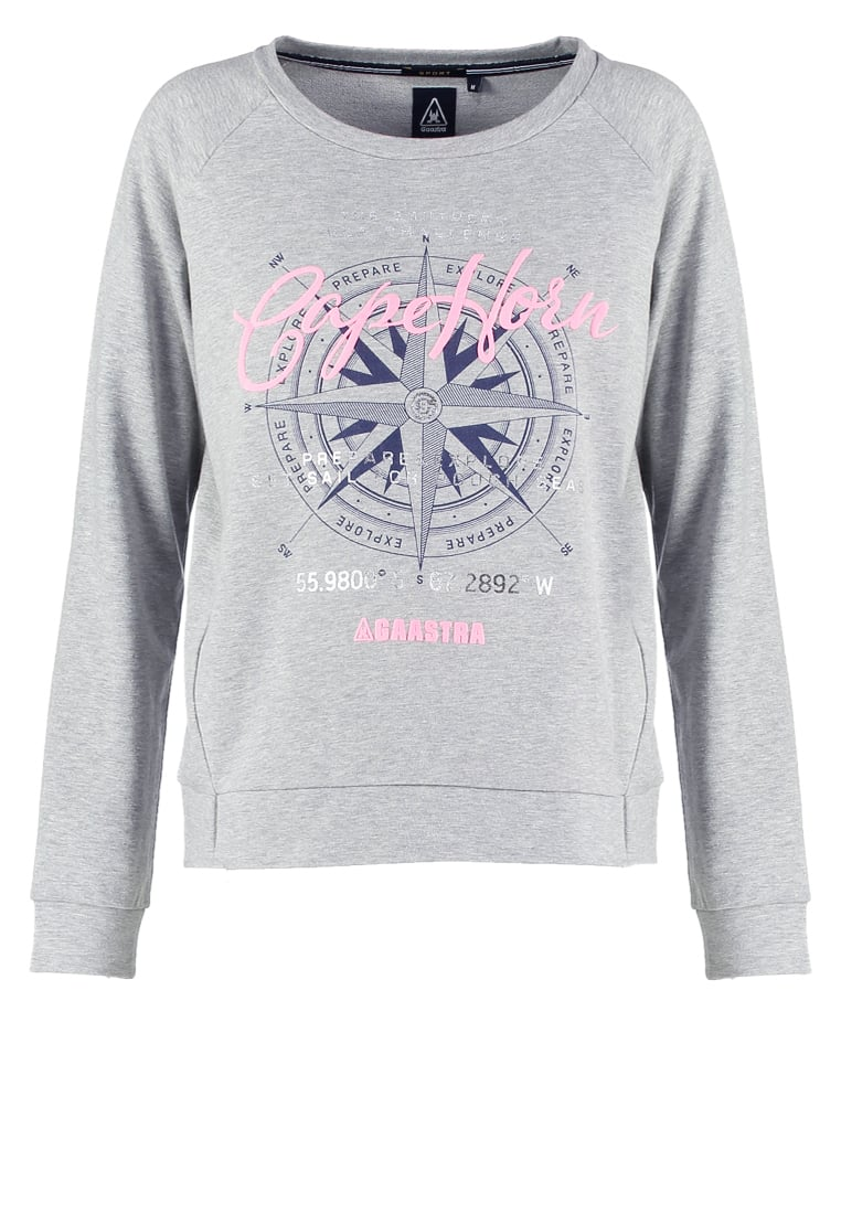 Gaastra Bluza grey heather - 36510662