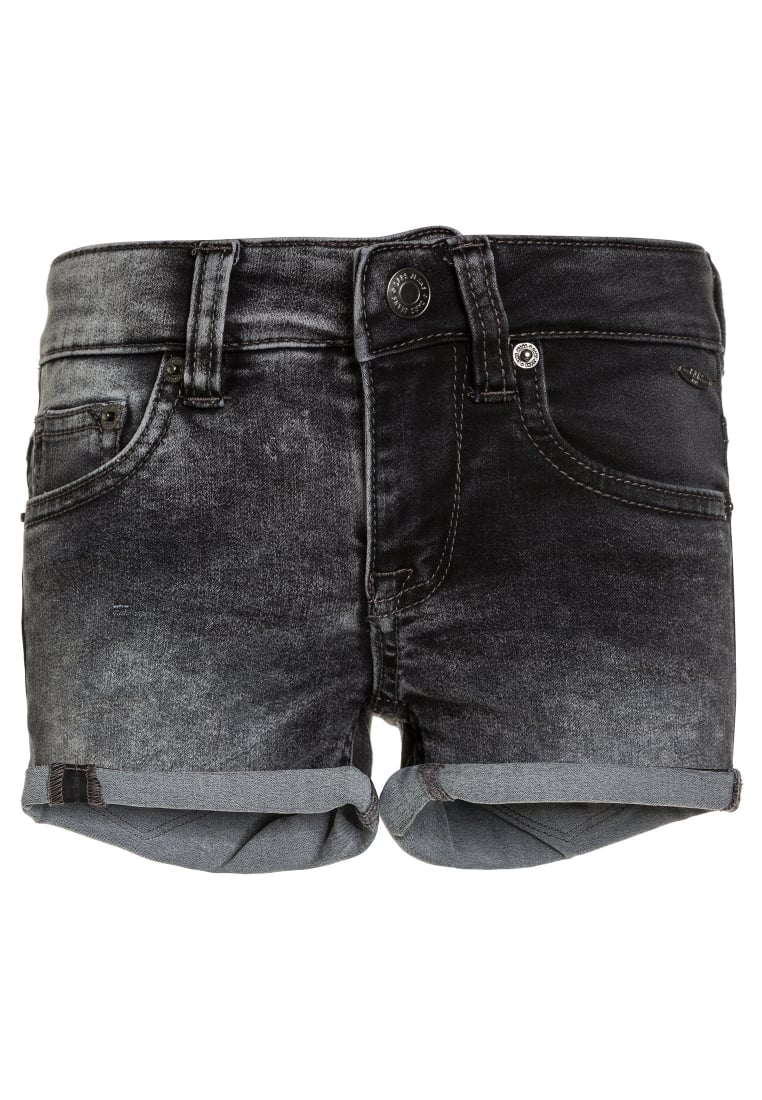 Cars Jeans APRIL Szorty jeansowe mid grey - 34991