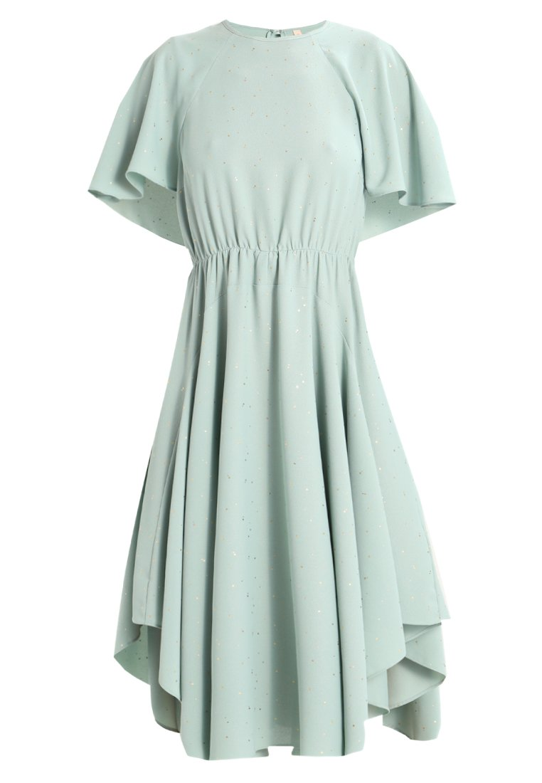 YAS BRIDESMAID YASDICCA DRESS Sukienka koktajlowa green - 26011063