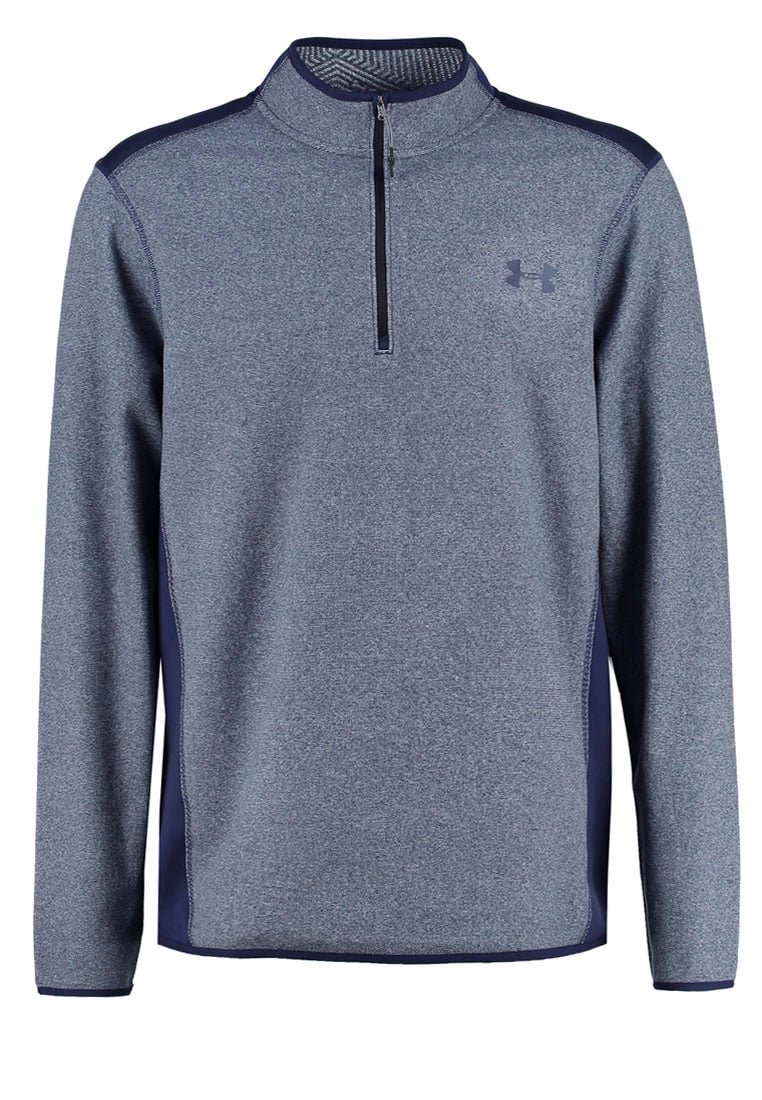 Under Armour PERFORMANCE Bluza z polaru dark blue/dark blue - 1259826