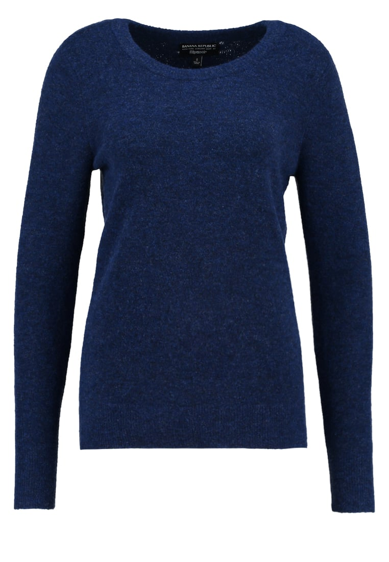 Banana Republic AIRE Sweter blue tropic - 258469