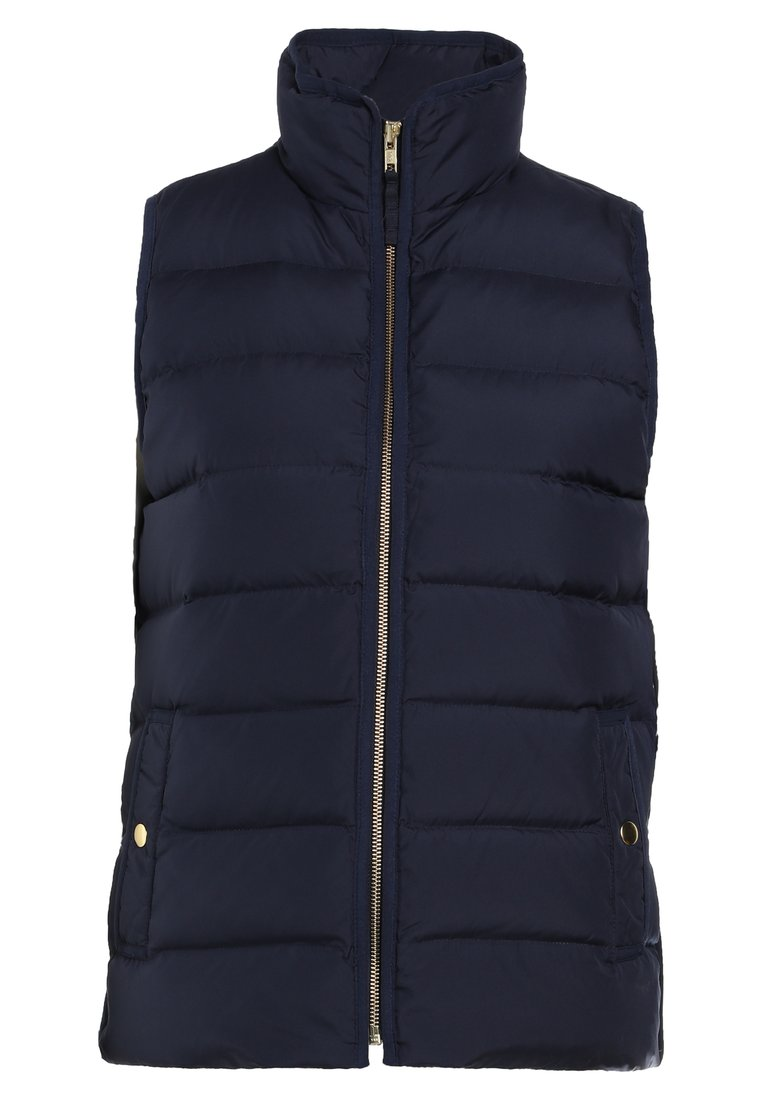 J.CREW ANTHEM VEST NEW EXCURSION Kamizelka navy - H1622