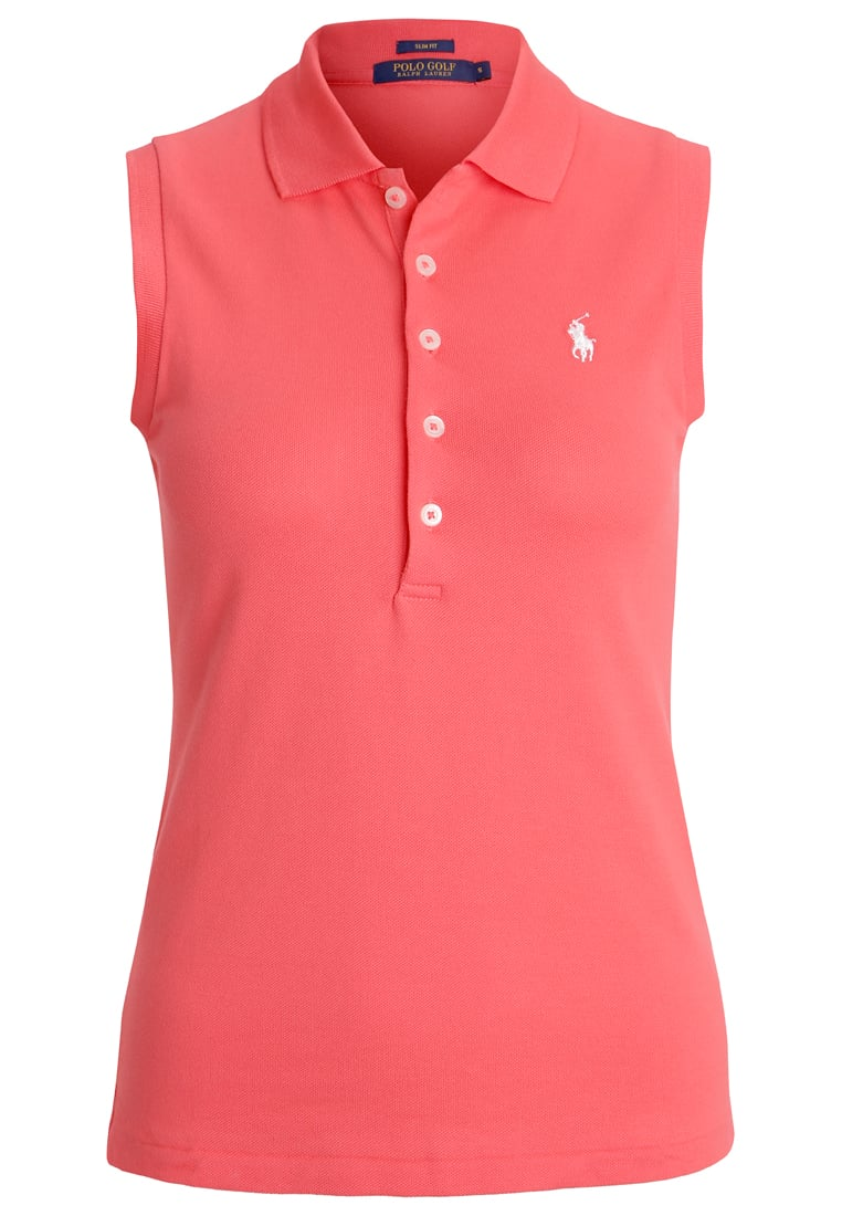 Polo Ralph Lauren Golf CLUB Top coral glow - 281532264