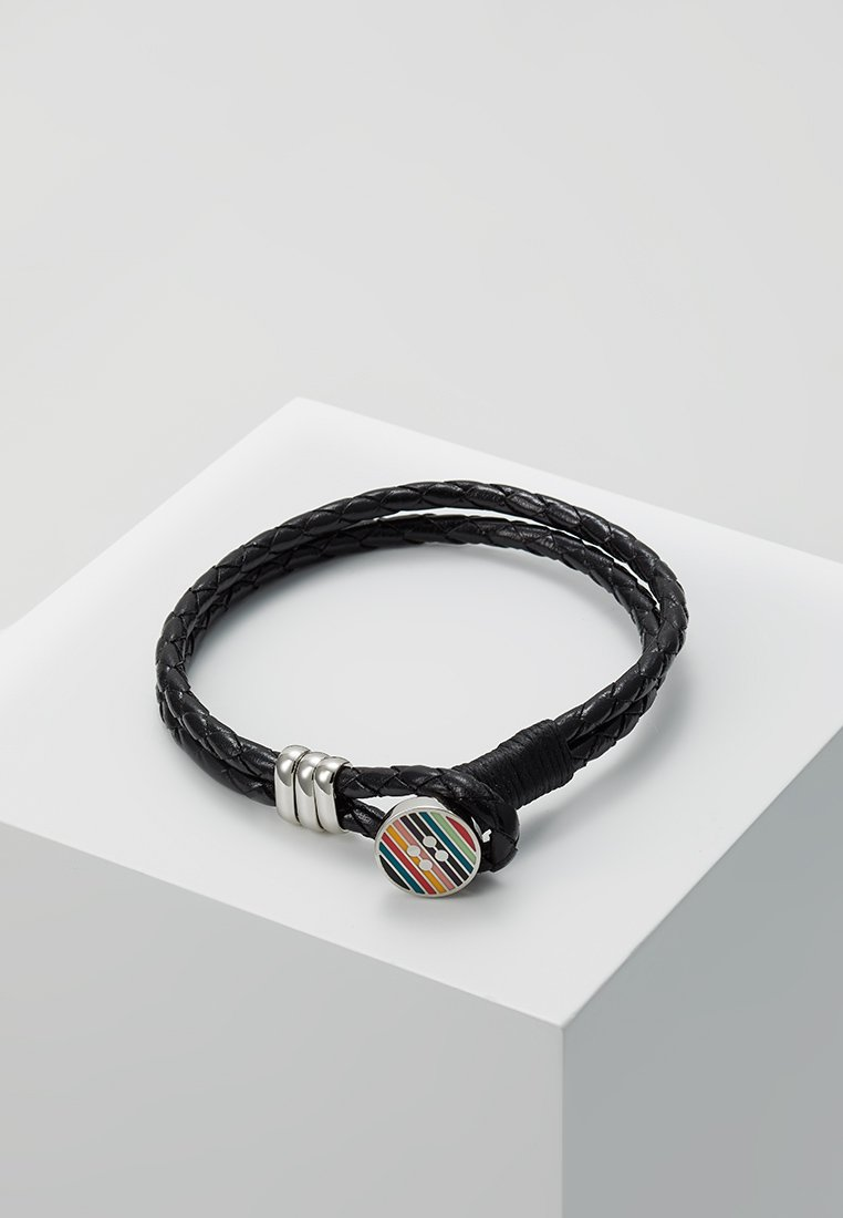 Paul Smith ENABEL Bransoletka black - AUPC/BRAC/EBUTT