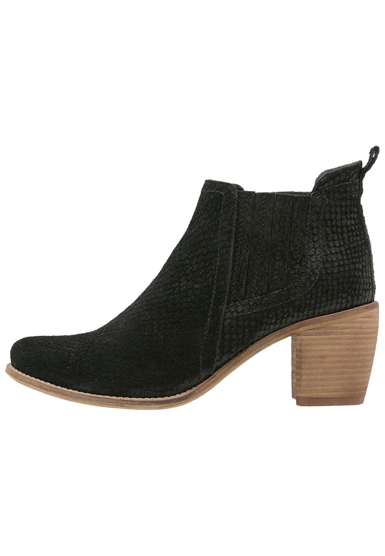 Pier One Ankle boot black - IB 15319