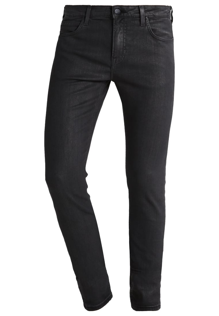 Lee MALONE Jeans Skinny Fit black coated - L736