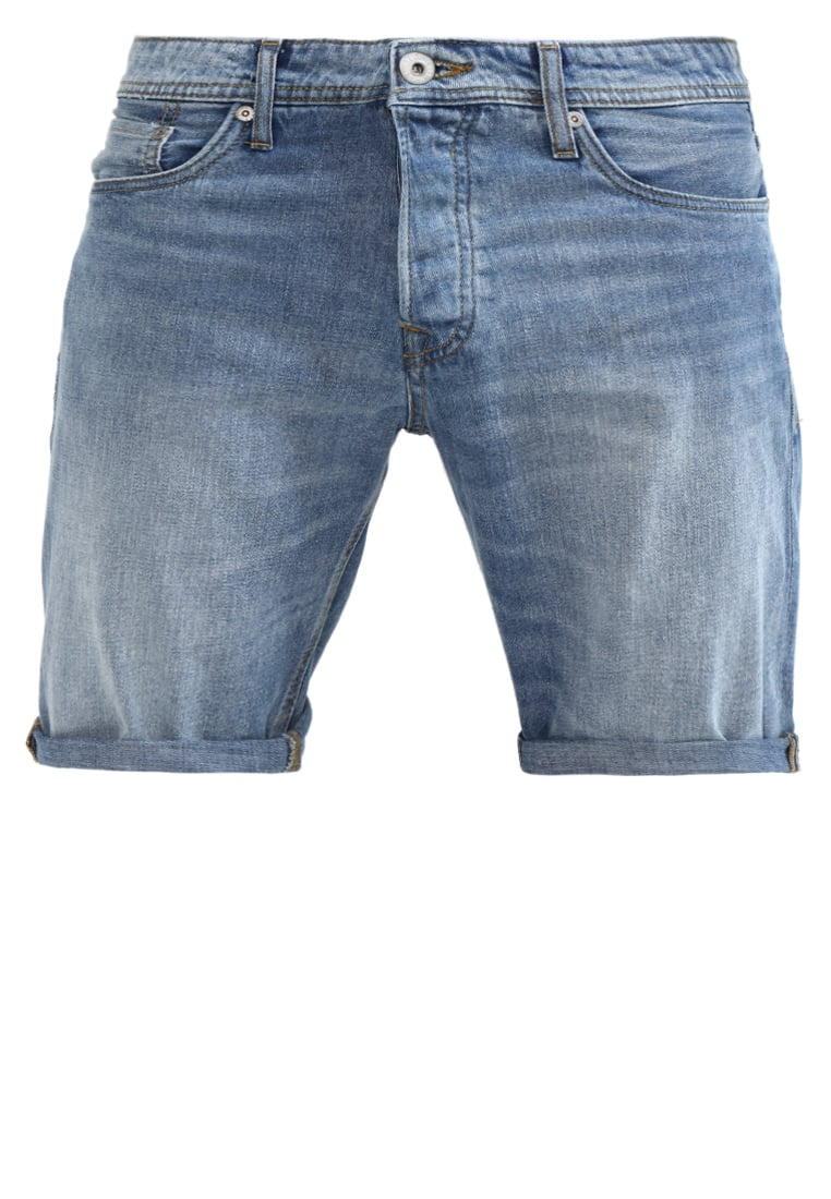Jack & Jones JJIRICK JJORIGINAL Szorty jeansowe blue denim - 12116276