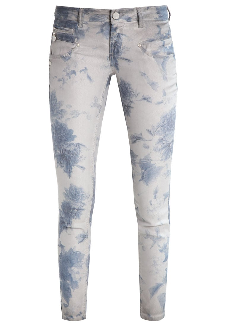 Freeman T. Porter ALEXA Jeans Skinny Fit original - Alexa Cropped Old Flower 00025873_Of67