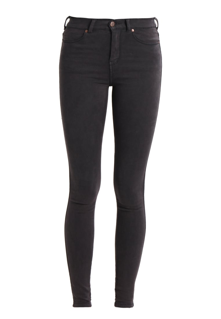 Dr.Denim Tall LEXY TALL MID RISE SKINNY Jeans Skinny Fit old black - Lexy