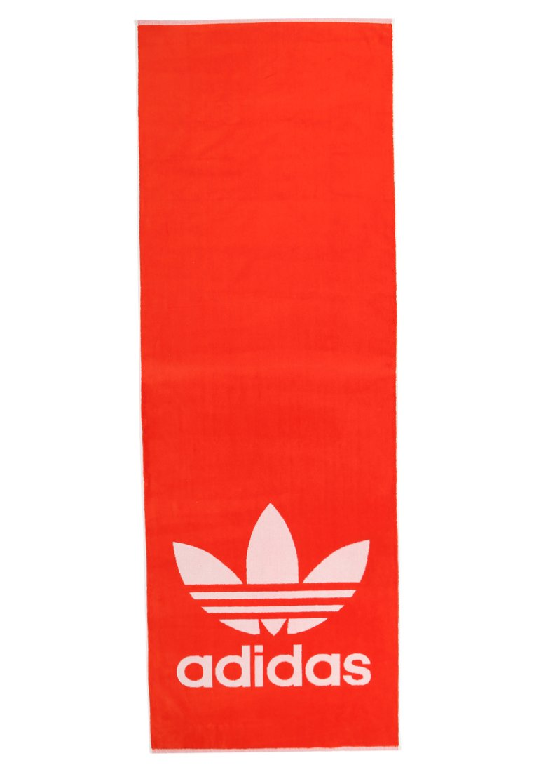 adidas Performance TOWEL ADICOLOR Akcesoria plażowe hires red/white - EKO53