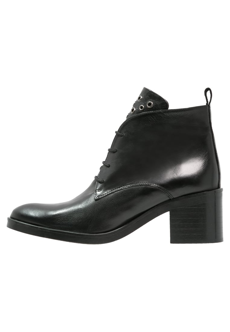 Bianco Ankle boot black - 26-49259
