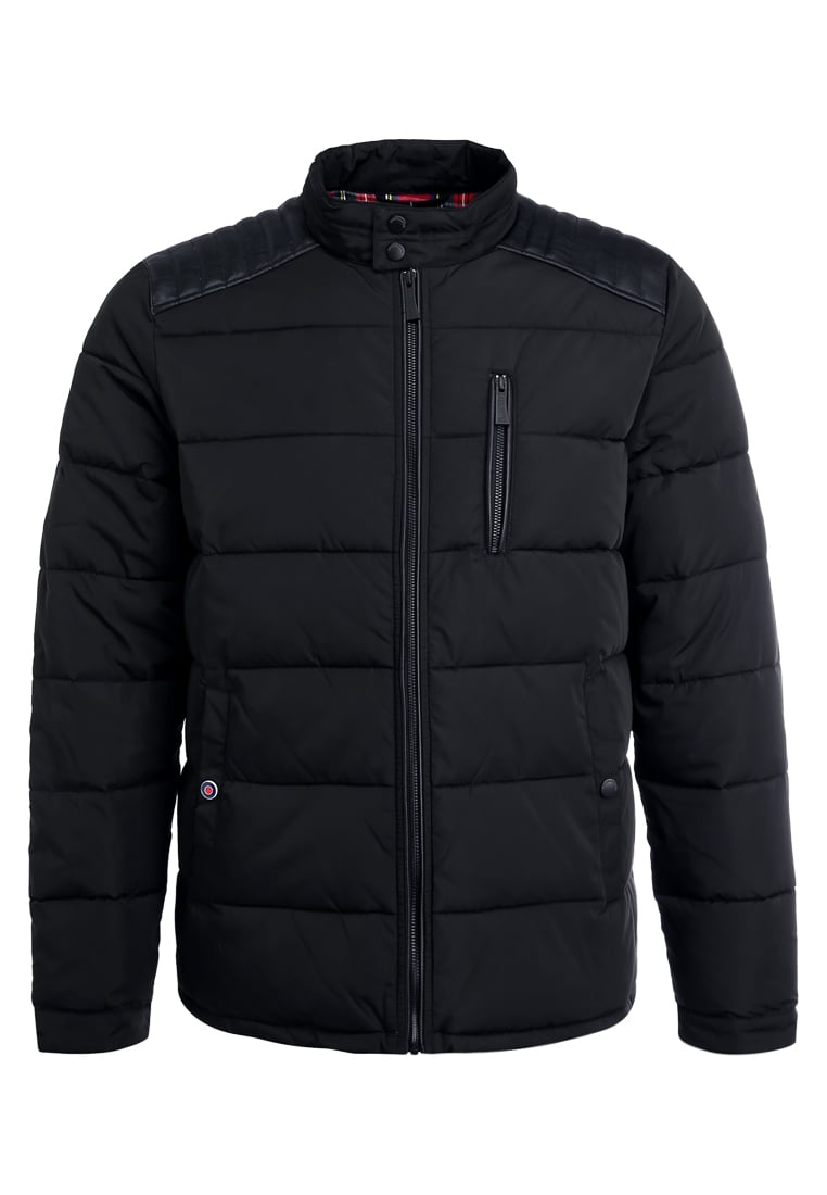 HARRINGTON BIKER Kurtka zimowa noir - HARRINGTON BIKER