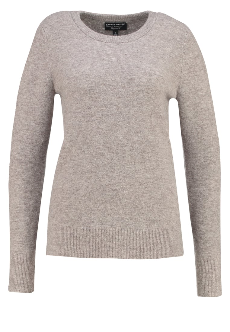 Banana Republic AIRE Sweter light brown - 258469