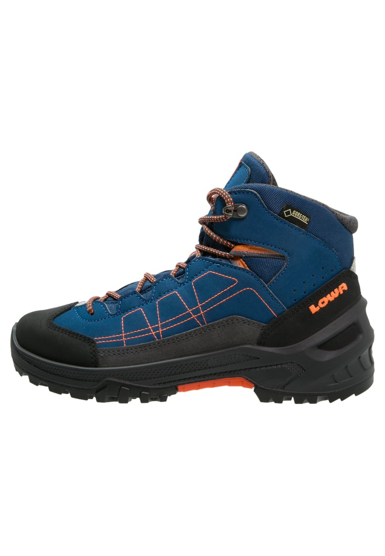 Lowa APPROACH GTX Buty trekkingowe blau/orange - 340122/350122