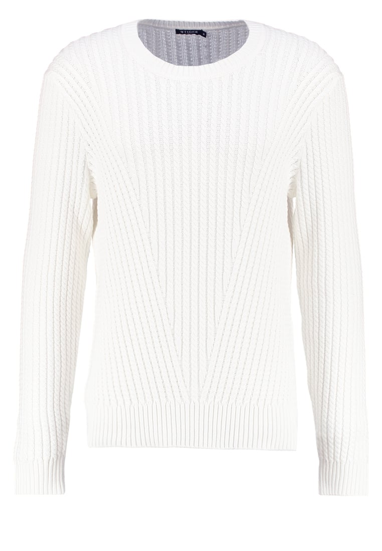 Tiger of Sweden ADDAMS Sweter white - T62170001